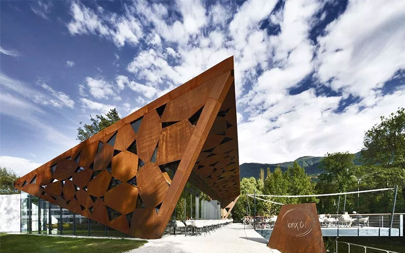 What Is Weathering Steel14
