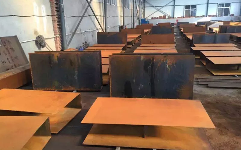 What Is Weathering Steel?22