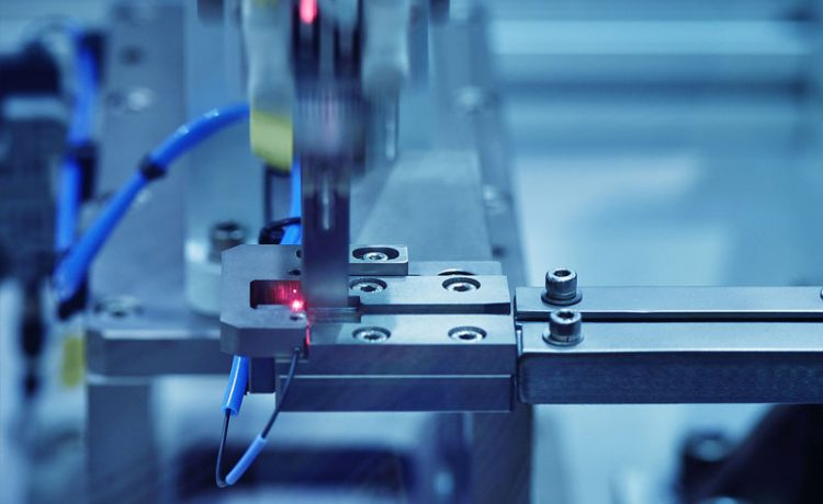 Technical characteristics of unmanned automated production line