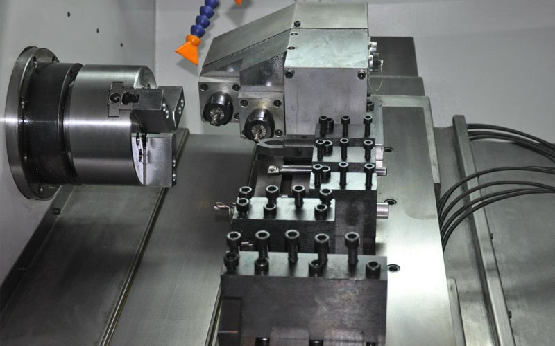 Turn-mill Machining
