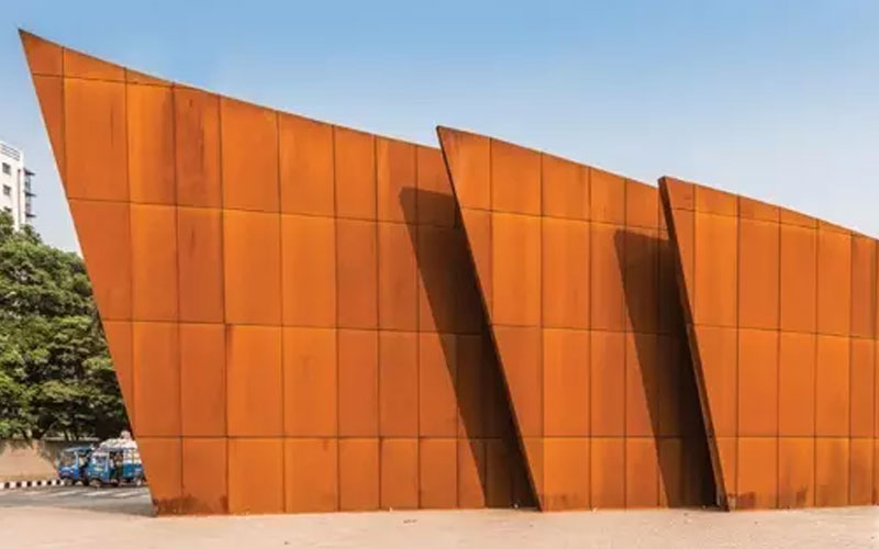 What Is Weathering Steel9