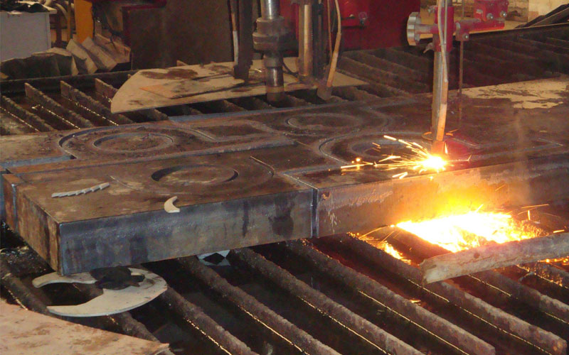 Classification Of CNC Plasma Cutting