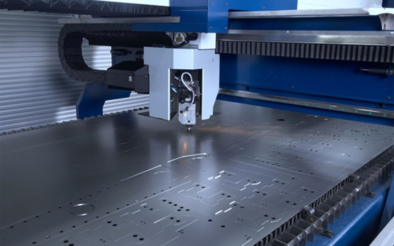 What is the market prospect of sheet metal machining?
