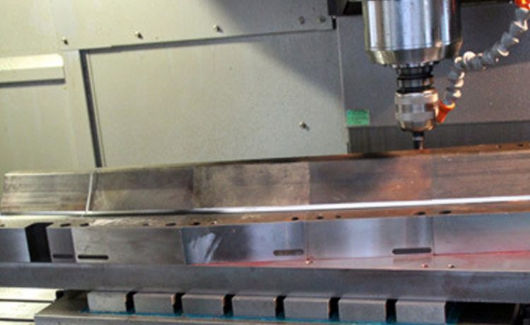 Advantages of a highly automated machining center