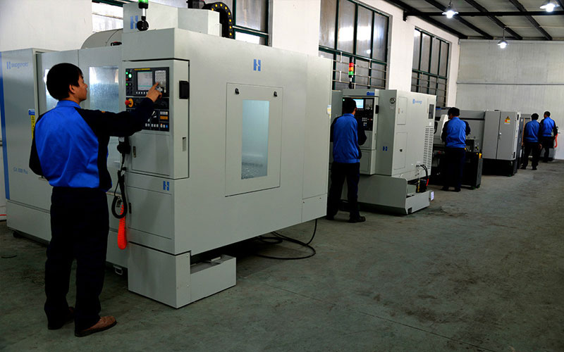 Manual Automatic Tool Changer Is The Core Of Small Machining Center