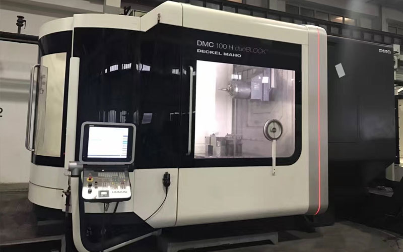 The characteristics and development trend of CNC machining center