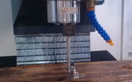 What are the processing technology files of the CNC machining center